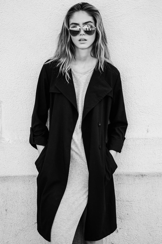 Regi Gonzalez @ Ford Models