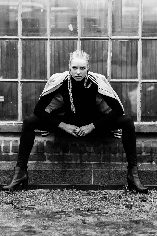 M: Tirza @ Starlet Models; MUA: Enja Kjeldsen
