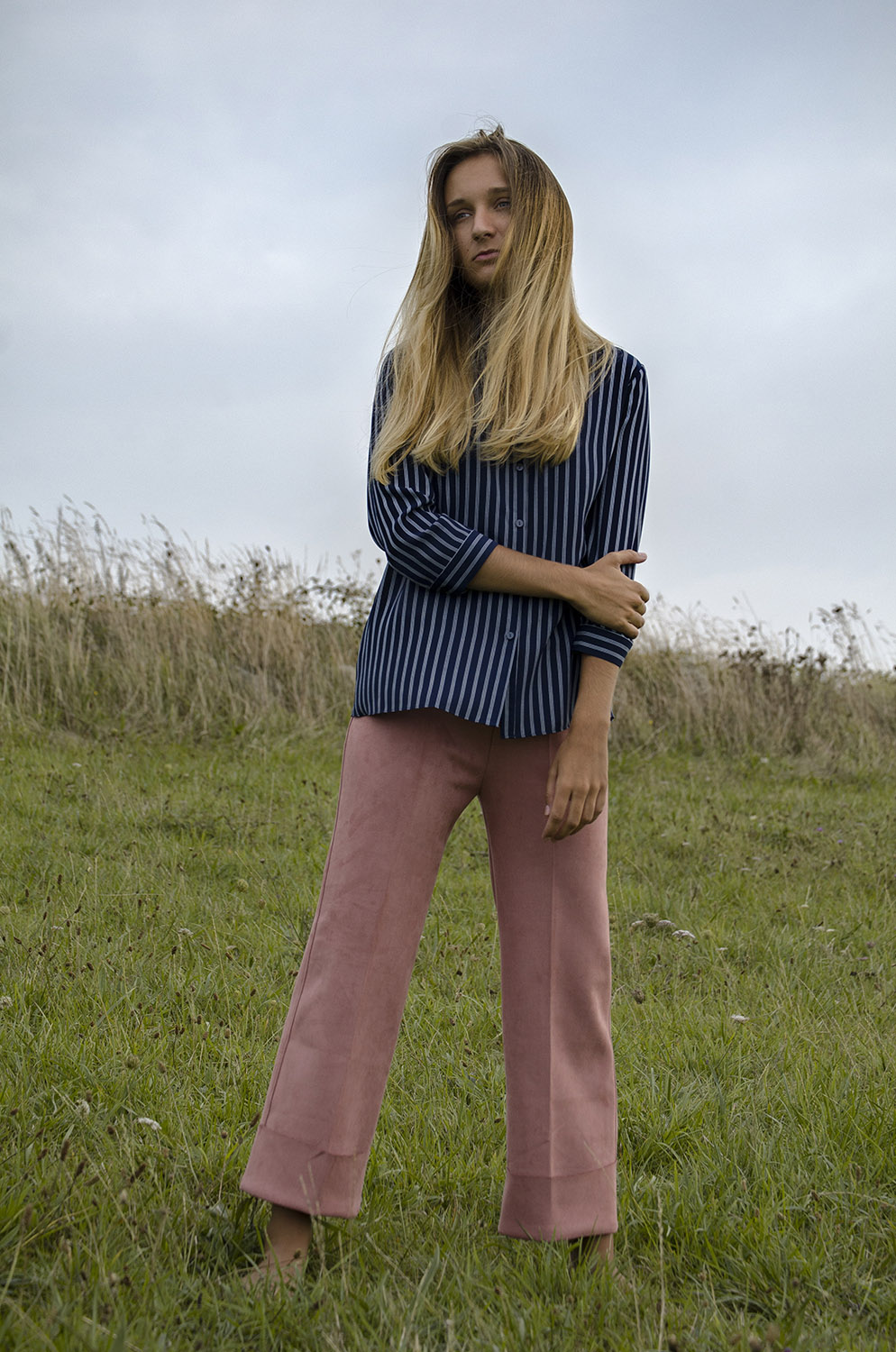Shirt: Asos, Trousers: Max&Co