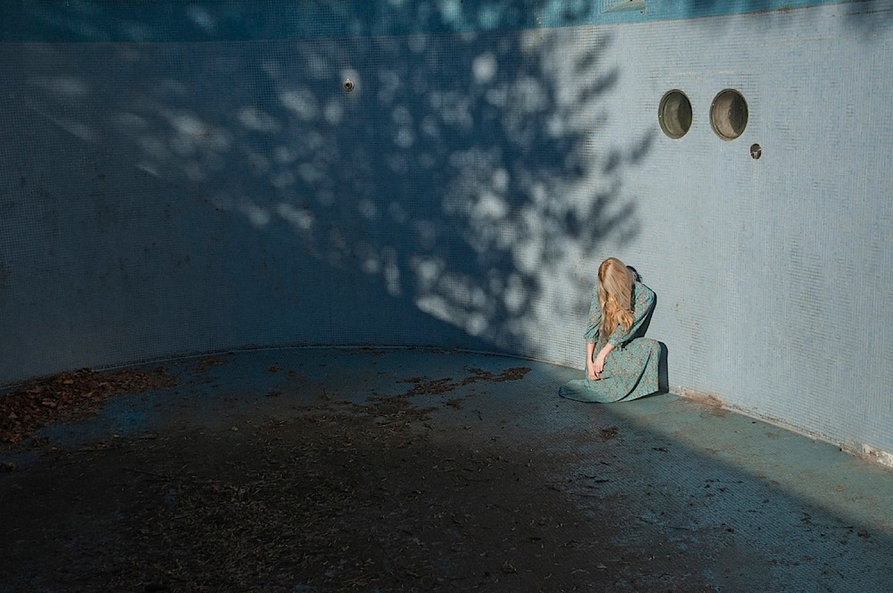 A photograph by Italian photographer Cristina Coral published in PhotoFoto Magazine