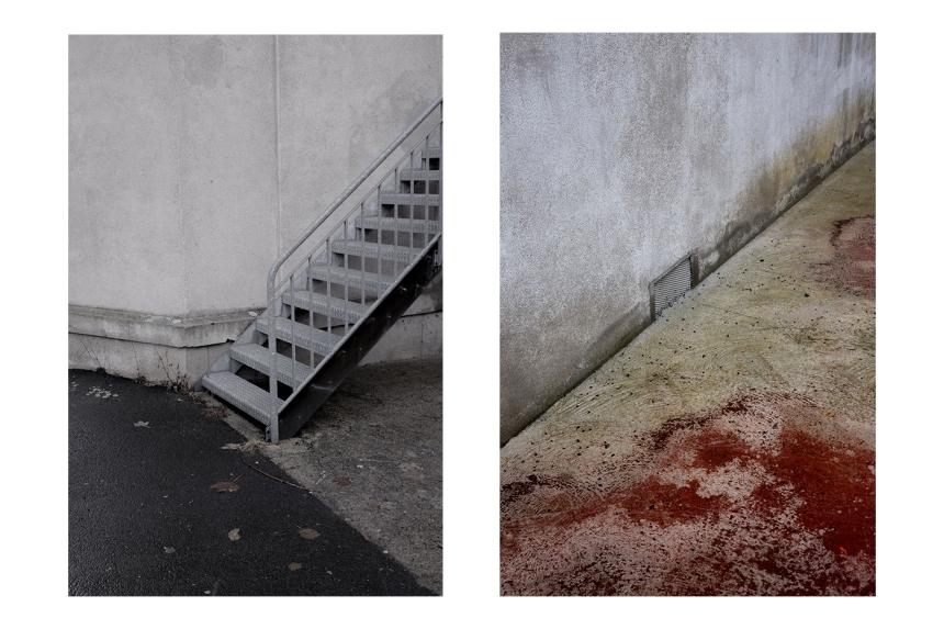 A photograph by Eglantine Lavogez as published in Photo/Foto Magazine