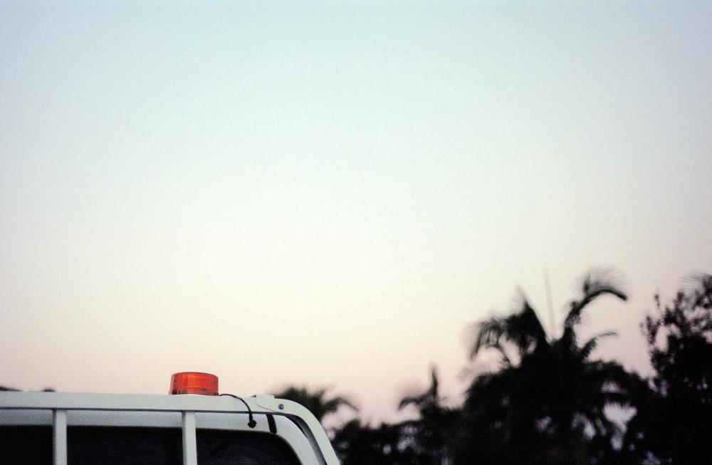 A photograph by Tony Dočekal as published in Photo/Foto Magazine