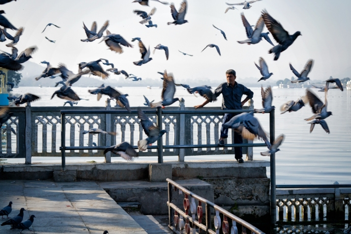 A photograph by Yasser Alaa Mobarak as published in Photo/Foto Magazine